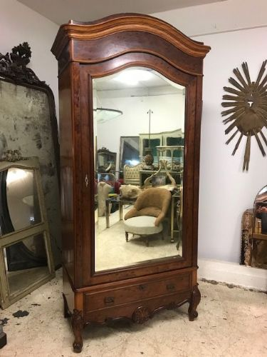 Antique French Armoire -  DEEPER EXAMPLE - g404